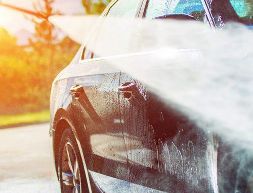 Kapitalnie zadbany samochód
