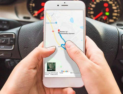 Aplikacje dla kierowców