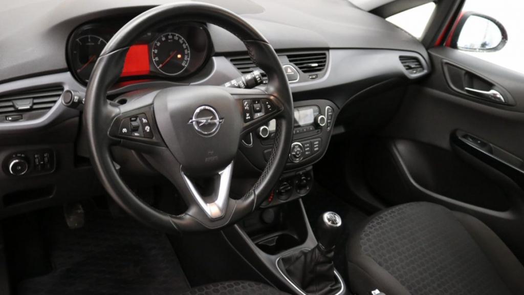 Opel Corsa Enjoy Wnętrze