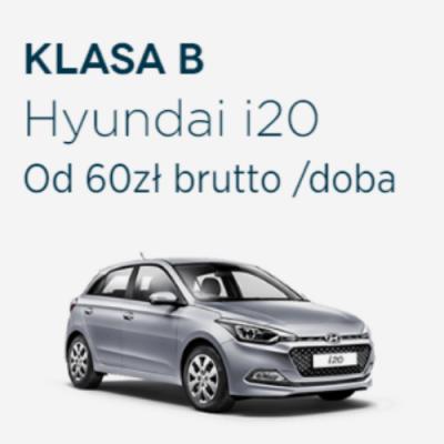 Klasa B - Hyundai I20