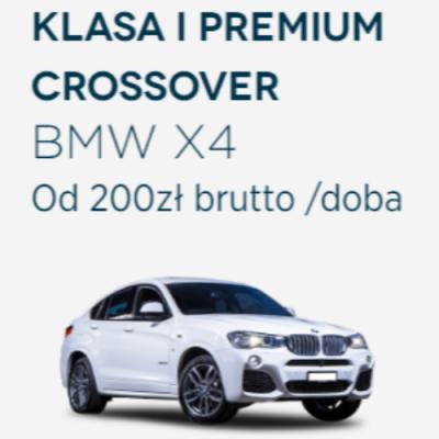 Klasa I Premium - BMW X4