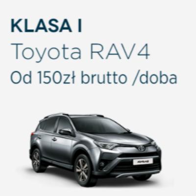 Klasa I - Toyota RAV4
